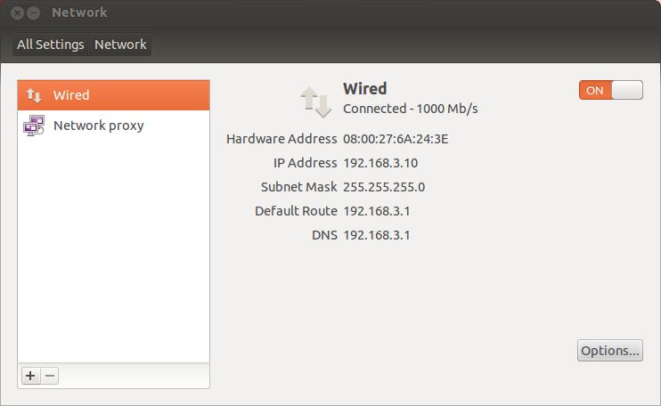 配置DHCP和DNS